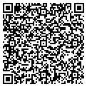 QR code with D & D Technology Corporation contacts
