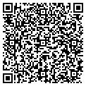 QR code with M & M Mineral Makeup contacts