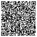 QR code with B & T Construction Inc contacts