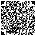 QR code with S & J Plastering Inc contacts