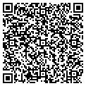 QR code with K & R Installation contacts