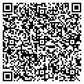QR code with D & H Discount Beverage contacts