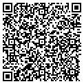QR code with H & L Medical Center Inc contacts