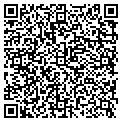 QR code with H & A Preowned Appliances contacts