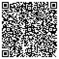 QR code with M M Parrish & Assoc Inc contacts