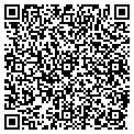 QR code with Oak Tree Mens Clothing contacts