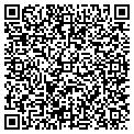 QR code with C & C Auto Sales Inc contacts