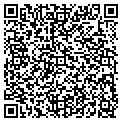 QR code with B & E Fire Safety Equipment contacts
