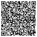 QR code with J M Padgham Construction contacts