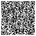QR code with Kck Dollar Store LLC contacts