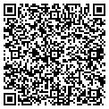 QR code with C & F Delivery Service contacts