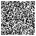 QR code with R & R Bobcat contacts