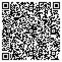 QR code with D M Upadhyaya MD contacts