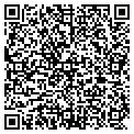 QR code with J M Custom Cabinets contacts