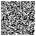 QR code with All Florida Custom Homes contacts