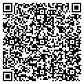 QR code with M J Cleaning Service contacts