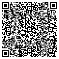 QR code with A & H Appliance Service Inc contacts