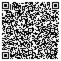 QR code with P & R Special Finish Inc contacts