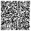 QR code with R & H Transportation Inc contacts