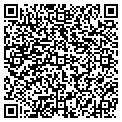 QR code with S & R Distribution contacts