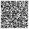 QR code with R F Carlson Co contacts