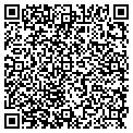 QR code with L & M's Log Cabin Seafood contacts