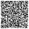 QR code with J C Tintworks contacts