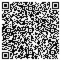QR code with C & S Data Service contacts