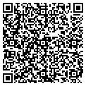 QR code with K M Medical Service contacts