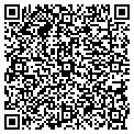 QR code with T H Brooks & Associates Inc contacts
