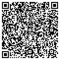 QR code with T C's Top Dog contacts