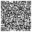 QR code with R & R Plumbing Contractors contacts
