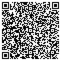 QR code with S & L Fashions Inc contacts
