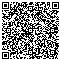QR code with R & T Concrete Pumping contacts