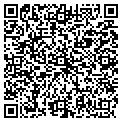 QR code with M & M Rv Rentals contacts