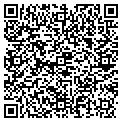 QR code with B M Investment Co contacts