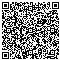 QR code with J & J Carpet One contacts