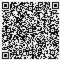 QR code with T & A Auto Sales contacts