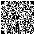 QR code with S & P Millwork Inc contacts