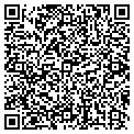 QR code with D K Brown Inc contacts