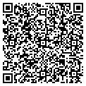 QR code with Cams Plus contacts