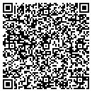 QR code with G Woods Professional Inc contacts