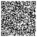 QR code with B & B In & Out Camp Ground contacts