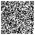 QR code with N M Heating & Cooling Inc contacts