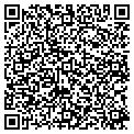 QR code with J F Houston Construction contacts