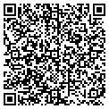 QR code with W & H Waterways Inc contacts