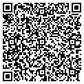 QR code with C & S Paint & Wallcovering contacts