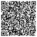QR code with B & C Universe Corp contacts