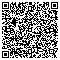 QR code with M & R Sales & Service Inc contacts