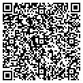 QR code with T & D Concrete Inc contacts
